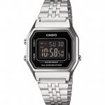 Orologio_casio_acciaio_quadrante_nero_LA680WEA